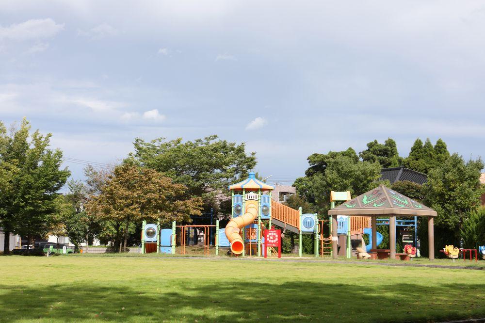 となみ公園ポータル 太郎丸ウエストパーク 全体写真
