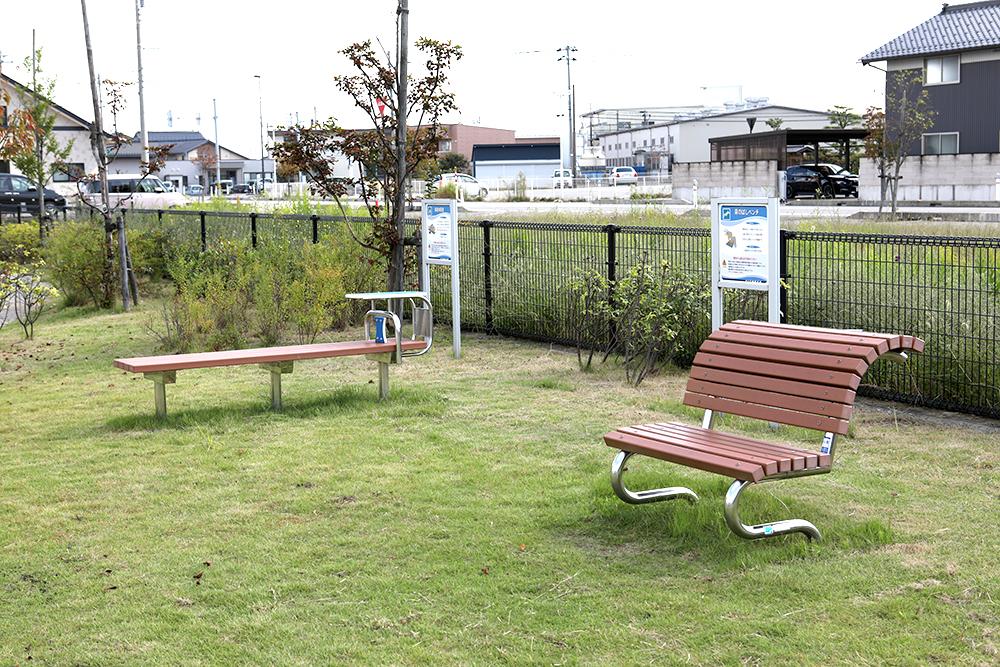 となみ公園ポータル 東之島公園 健康遊具